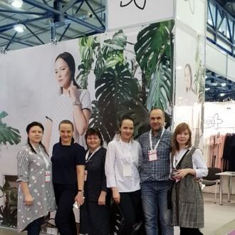 Участие в международной выставке KYIV FASHION