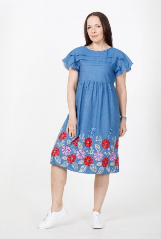 Платье 6743/1